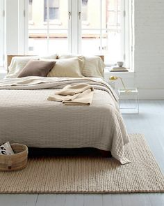 Eileen Fisher Home exclusively by Garnet Hill.