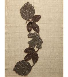 Felted Leaves Table Runner on Joann.com | Fall Decorations