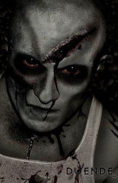 #zombie #makeup by @'Duende 'rfs http://500px.com/Duenderfs