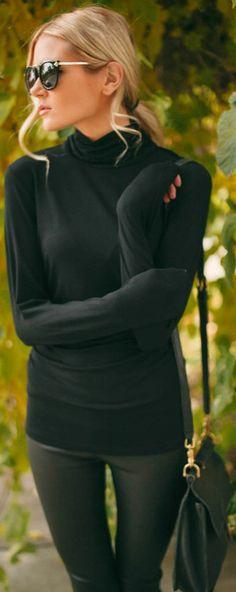 All-black l