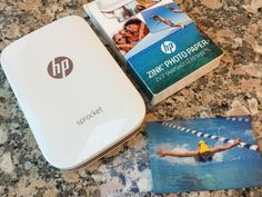 HP Sprocket Smartpho
