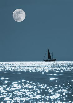 ✯ Sailing At Night