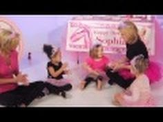 How to Throw the Perfect #Ballerina Party - TuTu Much Fun with Shindigz - YouTube