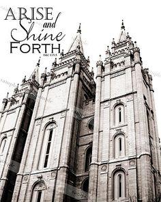 mormon, castl, church, lds printabl, lakes, lds temples, shine, salts, quot