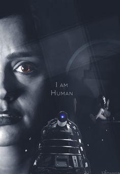 Oswin Oswald of Doctor Who  I am Human.