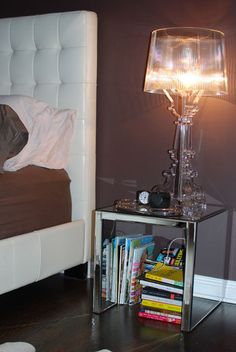 Crystal Gold Floor Lamp