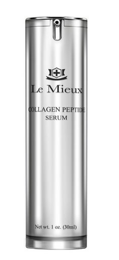 Le Mieux Collagen Peptide Serum: Our new addiction for anti-aging moisturizing that the pros swear by.