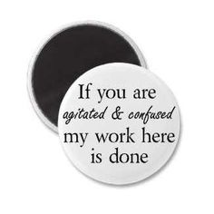 $3.15 http://www.zazzle.com/funny_magnets_gift_ideas_gifts_bulk_discount-147704177494958445?gl=Wise_Crack&rf=238222133794334761