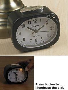 $9 Bedside Alarm Clock