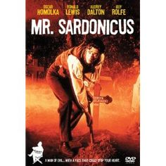 """Smile when you call me """"Mr. Sardonicus"""" -- and don't forget to vote on whether or not I should live or die, thanks to one of William Castle's more entertaining gimmicks."""