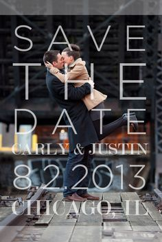 DIY Save The Dates. oh my gosh adorable
