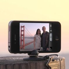 iPhone 4/4S Mobile Tiltpod now featured on Fab.
