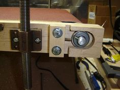 A Homemade thickness drum sander I built - by mreza @ LumberJocks.com ~ woodworking community