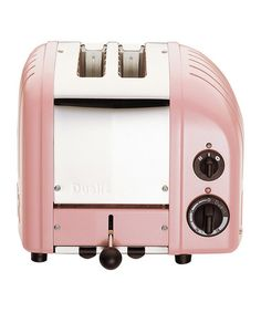 Take a look at this Petal Pink 2-Slice Toaster by Dualit on #zulily today!