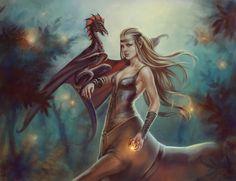 centaur dragon -