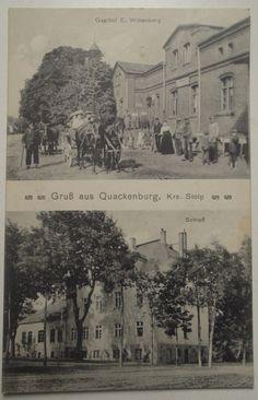 Quackenburg Kreis Stolp