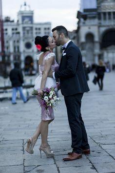 Venice, Italy elopement wedding
