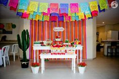 Fiesta Decor by Kara's Party Ideas