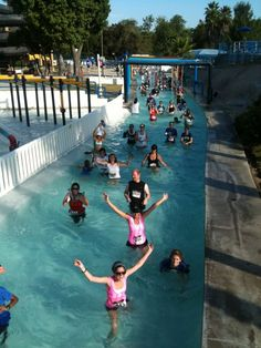 5K fundraiser: end at Sunsplash? (maybe they'd donate a free ride-the-slide single-use wristband for each entrant?)