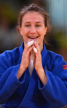 Congratulations to Marti Malloy team #USA for winning #BRONZE in #Judo competition!