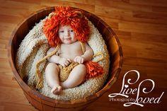 Download PDF crochet pattern  Lion King by BeezyMomsCreations, $5.95