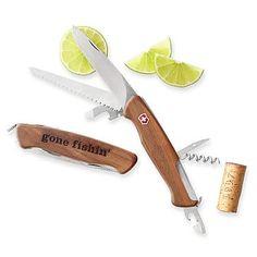 Wood Swiss Army Knif
