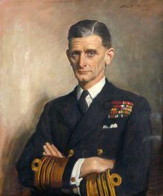 Admiral Sir Algernon Willis (1889–1976)