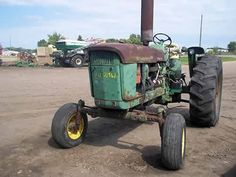 John Deere 4020 tractor salvaged for used parts. Call 877-530-4430 for the best selection of used ag parts. http://www.TractorPartsASAP.com