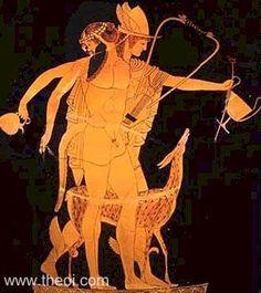 Hermes & Satyros