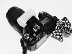 brilliant!!!! How To Make Your Own Camera Flash Diffuser | Shelterness