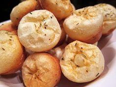 Brazilian Cheese Bread...think Fogo de Chao
