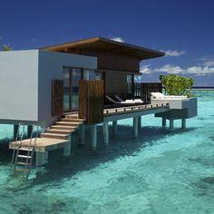 Park Hyatt Hadahaa, Maldives (booked for December 2013) - follow my adventures at LifeOutsideofTexas.com