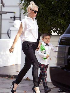what a hot mom...inspiring!  Gwen brings it.