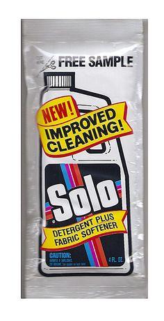 Solo Detergent