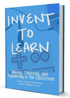books, school, teacher blogs, learn, read, book covers, computer science, maker movement, book reviews