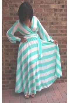 Tags Boutique Maxi Dress