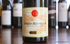 BULK BUY! The Reverse Wine Snob: E. Guigal Crozes-Hermitage 2009 - A Northern Rhone River Valley Value.  http://www.reversewinesnob.com/2014/09/e-guigal-crozes-hermitage.html #wine #winelover
