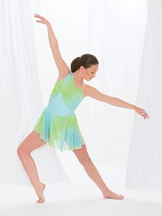 Catch the Wind | Revolution Dancewear 2015 Costume Collection