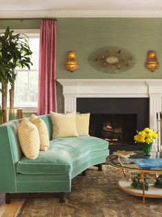 Eclectic Living Room Couch Design, Pictures, Remodel, Decor and Ideas - page 9