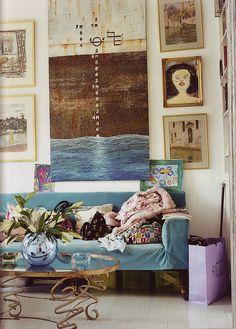 Salon  #Interiors