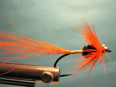 Jay Nicholas ties a classic West Coast salmon pattern, the Ramone Salmon Killer. You can vary how much material you use with your flies — fuller in high muddy water, sparser in low clear conditions. Jay's variation uses flat braid for half of the body, and the traditional version uses a full chenille body.