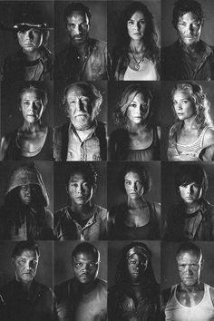 The Walking Dead | lighting