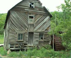 Winebarger Mill, near Boone, Watauga Co., NC.