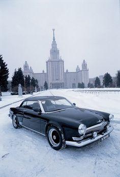 Volga V-12 Coupe