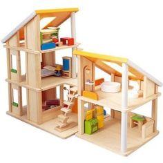 dollhouse  for the European doll family