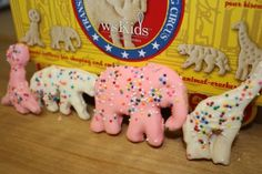 Animal Cracker Cookies...Homemade!