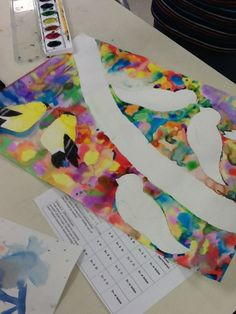 Art at Becker Middle School: Roadsides are for the Birds. If you teach middle school art, and you're not reading this blog. . . You, my friend, are missing out.