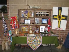 Eagle Scout Court of Honor Tablescape part 3