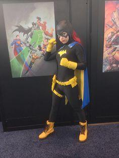 Batgirl. Curated by Suburban Fandom, NYC Tri-State Fan Events: http://yonkersfun.com/category/fandom/