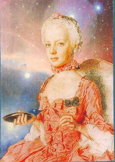 celestial marie antoinette by insitu decorative arts